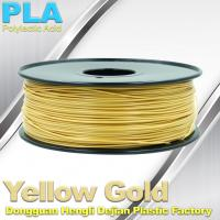China Stable  Performance 1.75mm PLA 3D Printer Filament Temperature 200°C  - 250°C on sale
