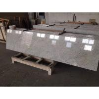 China Kasmir White Granite Tiles Small Slab For Steps Stairs Wall Padding Panel wholesale