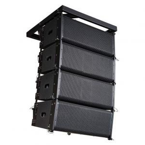 Компактная двухсторонняя линия звуковая система массива для Оутдоорс/внутри помещения, размер 10 дюймов