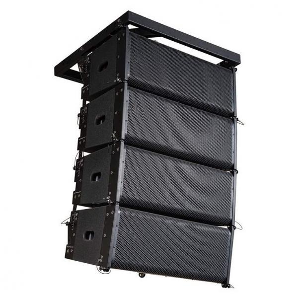 Quality Компактная двухсторонняя линия звуковая система массива для Оутдоорс/внутри помещения, размер 10 дюймов for sale