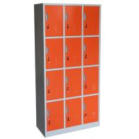 China Dressing Room furniture 12 Door Metal Steel Storage Wardrobe Locker wholesale