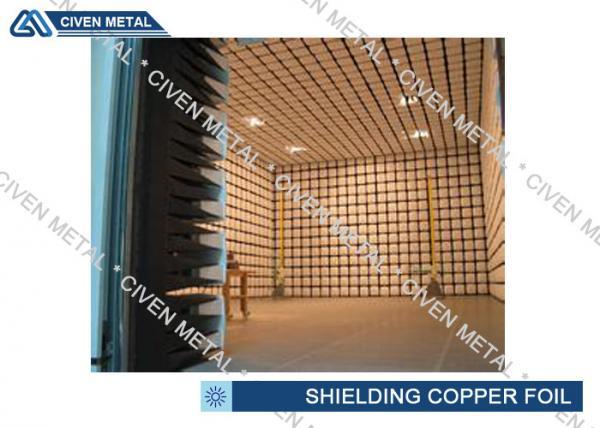Quality EMI / EMC Copper Shielding Foil / CCL FPC thin copper sheet for sale