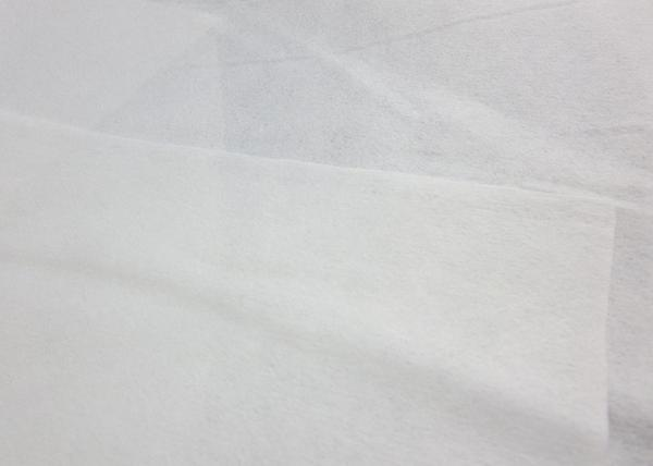 Quality Wet Tissue 10cm Alcohol Swab Spunlace Nonwoven Fabric Great Absorbency for sale
