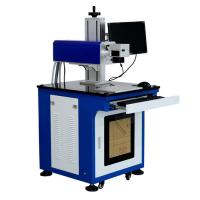 China 355nm Laser Wavelength UV Laser Marking Machine High Beam Pointing Stability wholesale