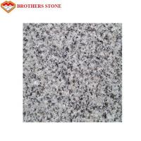 China Flamed G603 Grey Granite Paving Stone Sett For Construction Material wholesale