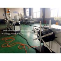 China single wall corrugated pipe extruder machine/manufacturer in China on sale
