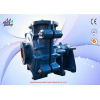 China 8 / 6E - AH Gold Mine AH Slurry Pump , Dry Sand Pump With 8 Inch Inlet wholesale