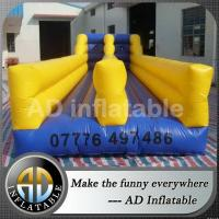 China Inflatable bungee jumping equipment for sale wholesale