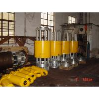 China Construction Work Industrial Hydraulic Cylinders Long Stroke Hydraulic Cylinder wholesale