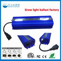 China Professional manufacture1000w HID Digital Hydroponics Grow Light Electronic Ballast wholesale