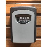 China Zinc & Aluminum Alloy Digital Door Key Safe Lock Box Wall Mount for Real Estate wholesale