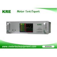 China 3 Input Channels Three Phase Power Meter Test Equipment Color LCD Auto Range Shifting wholesale