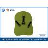 Comfortable Relieving Back Pain Car Memory Foam Neck Pillow , Car Driver Pillow