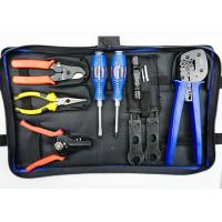 China Blue Bag Solar  Crimping Tool Solar PV Tool Kits on sale