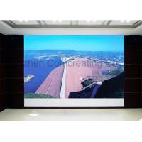 China High Definition P4 Indoor Advertising LED Video Wall Panel Full Color HD LED Display Panel Screen Front Service wholesale