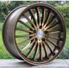 "China BCZ10/18""X8J /casting wheels/imitation 3 piece wheel wholesale"