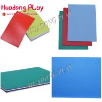 China Waterproof Playground Floor Mats PVC  Skidproof Vinyl For Sports Area on sale