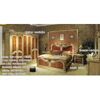 China TBN-SH3173 Wood Bedroom Furniture wholesale