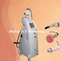 China 3 In 1 Velashape Cavitation RF Equipment For Body Reshaping / Vacuum Cellulite Reduction wholesale