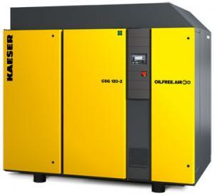 China Pressão máxima amarela do compressor de ar 300 CFH do nitrogênio de Kaeser 120 libras por polegada quadrada wholesale