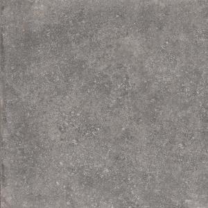 China Soft Light Surface Glazed Ceramic Tile , Black Polished Floor Tiles Low Water Absorption on sale