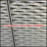 China Expanded Metal mesh/Aluminum expanded metal facade wholesale