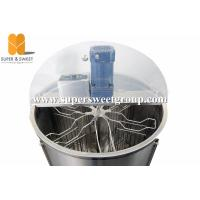 China Best seller 6 frames radial electric honey extractor for beekeeping equipment wholesale