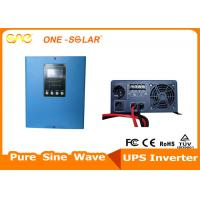 China 12v 110v / 220v Dc Ac 10000w PWM Solar Powered Inverter Low Frequency Pure Sine Wave wholesale