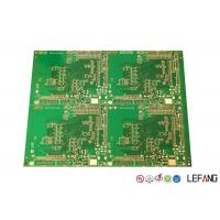 Buy cheap ISO/TS16949 Double Sided PCB 2 Layers FR - 4 Base For Automotive Electronics from wholesalers