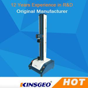 China 10kg Capacity Adhesive Tape Peel Adhesion Test Equipment for Tensile Strength Testing wholesale