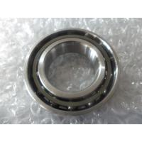 China 7212 Double Row Angular Contact Ball Bearing / Sealed Angular Contact Bearings wholesale