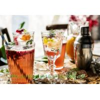 China Beautiful Pattern Colored Drinking Straws For Holiday , Paper Party Straws wholesale