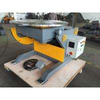 China 5T Elevating Welding Positioning Equipment 0 – 120 Degree Tilt Angle on sale