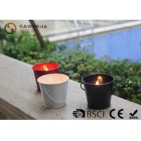 China Romantic Citronella Insect Repellent Candles For Garden No Toxic 400g wholesale