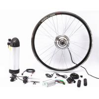 China 7 Speed Rear Wheel Electric Road Bike Conversion Kit Complete 26 Inch 24v 250w wholesale