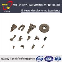 China Wear Resistant Nail Gun Parts By Precision Casting And CNC Machining Services on sale