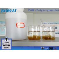 China Cationic Flocculant Powder Polyacrylamide Sewage Dewatering Polymer Blufloc CPAM Water Clean wholesale