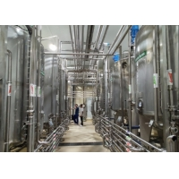 China Auto CIP Cleaning 100000 LPH UHT Milk Processing Equipment on sale