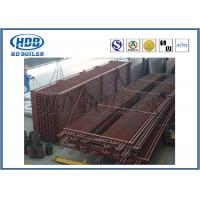 China Carbon Steel Heat Exchanger Boiler Fin Tube H Finned Tube Economizer For Industrial Boiler wholesale