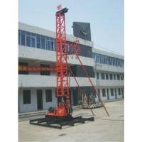 Buy cheap Lifting Drilling Rods core Drilling Tower with 9.5m/16m/27m from wholesalers