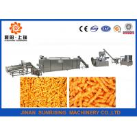 Buy cheap Full automatic fried cheetos ball kurkure food extruder machine from wholesalers