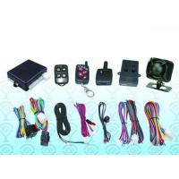 China Two Way Remote Starter Car Alarm System on sale