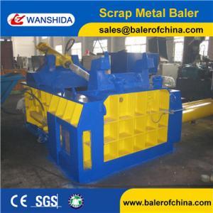 China CE certificated Scrap Metal Baler/Metal Baling Press wholesale