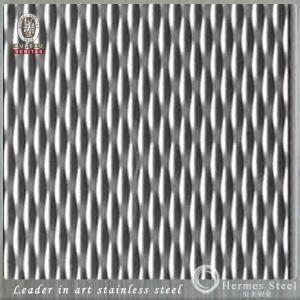 Foshan Manufacturer Embossed Stainless Steel Sheet For Building, Hotel, Supermarket Decoration