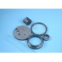 China Abrasion Resistance Alumina Ceramic Ring SSiC Silicon Carbide Seal Rings on sale