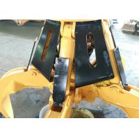 Quality Rotate Hydraulic Orange Peel Grapple for PC220 Excavator Attachment for sale