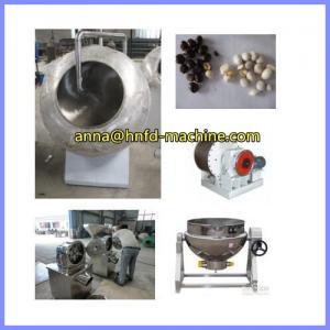China almond coating machine, peanut coating machine, chocolate coating machine wholesale