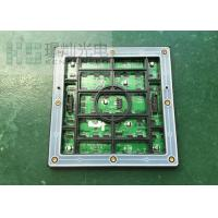 China Full Color Outdoor Led Module Display 2000HZ With Epistar Chip , Customized Size wholesale