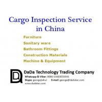 China China professional inspection agent Cargo quality control service for white ceramic sanitary ware bathroom accessories wholesale