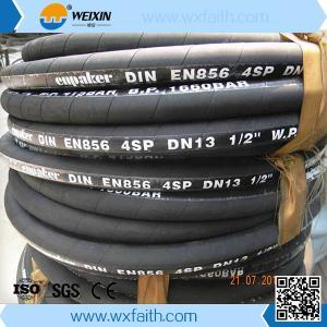 China Petroleum drilling use hydraulic hose/fuel hose/rubber fuel oil hose price wholesale